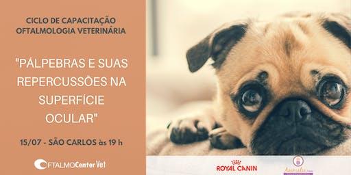 Ciclo de Capacitação Oftalmologia Veterinária - São Carlos