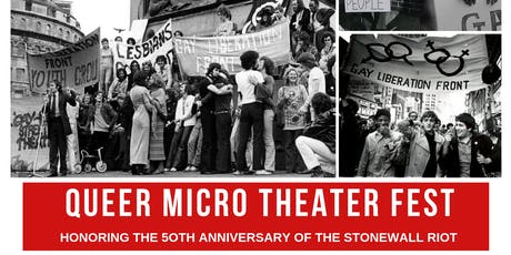 Queer Micro Theater Fest tickets