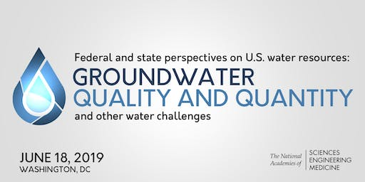 Groundwater Quality and Quantity and Other Water Challenges