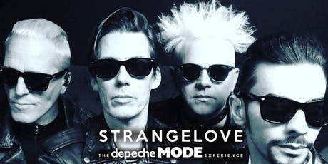 Strangelove - The Depeche Mode Experience tickets