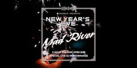 Joonbug.com's Mad River Bar & Grille (Manayunk) New Years Eve Party 2020 tickets