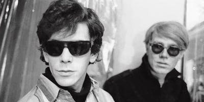 Velvet Brunch: When Andy Met Lou - Andy Warhol, Lou Reed, The Velvet Underground and The Exploding Plastic Inevitable