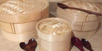 Asian Dumplings/Dim Sum Cooking Class