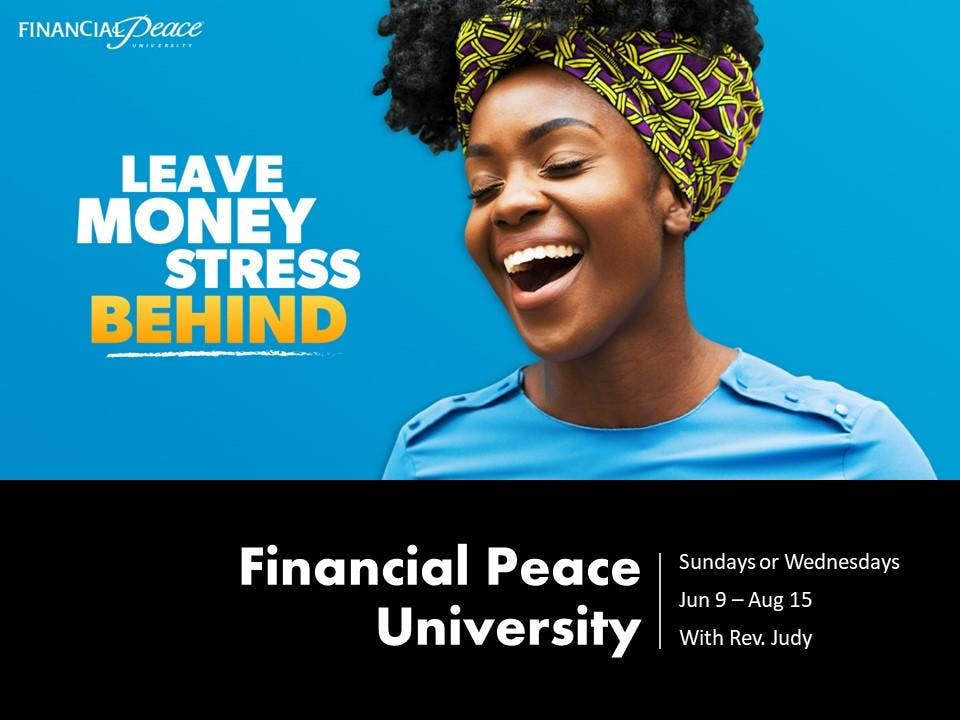 Financial Peace University (Wednesday Evenings)