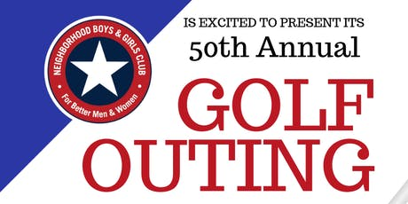 NBGC's 50th Golf Outing tickets