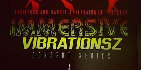 IV: IMMERSIVE VIBRATIONSZ V tickets