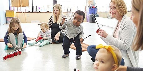 BCB Playdate with Ensemble Music – Mixed Age Family Music Class Presented by Seventh Generation! (Minneapolis, MN) tickets