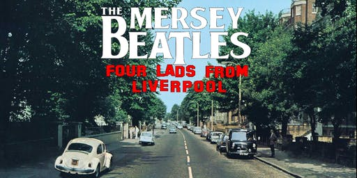 The Mersey Beatles: Four Lads from Liverpool