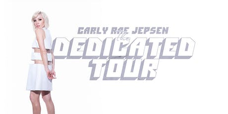 CARLY RAE JEPSEN - THE DEDICATED TOUR tickets