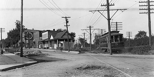 Cycling Through History: US Route 1/Streetcar Line