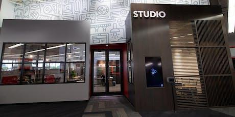 Staples Studio - Open House (Danvers) tickets