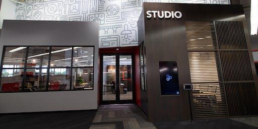 Staples Studio - Open House (Brighton)