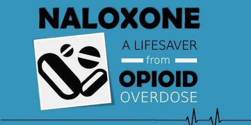 Understanding Opioid Crisis, Substance Use Disorder, & Overdose Prevention (receive a free Narcan Kit!)