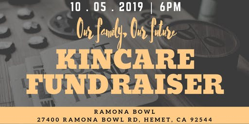 Our Family, Our Future - Kin Care Fundraiser