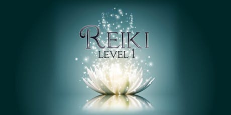 Reiki Level 1 Certification- Usui Method tickets