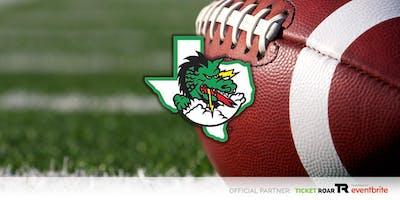 Carroll vs South Grand Prairie Varsity Football