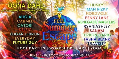 I FEEL: Summer Escape 2019