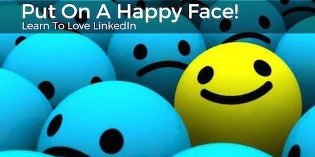 Learn To Love LinkedIn tickets