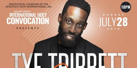 PCAF 2019 IYC Concert Feat. Tye Tribbett  tickets