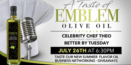 A Taste of Emblem Olive Oil tickets