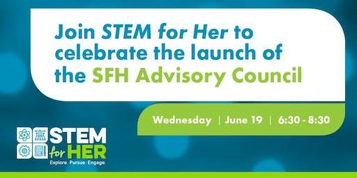 STEM For Her Advisory Council