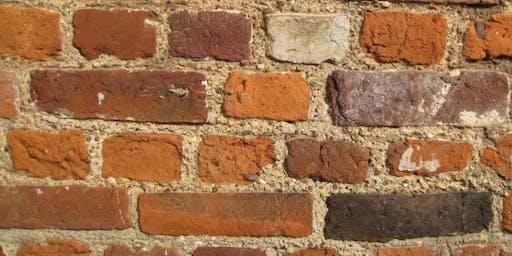 Historic Brickwork Restoration Workshop