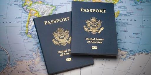 USPS Passport Fair at Frankfort Main Post Office