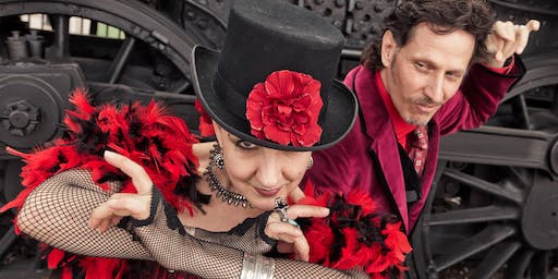 Carnival of Illusion in Mesa Valentine's Weekend: Magic, Mystery & Oooh La La!