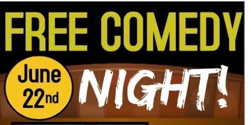Free Customer Appreciation  Comedy Night