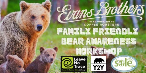 Family Friendly Leave No Trace Bear Awareness Workshop