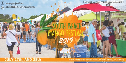 2nd Annual SOUTH BEACH MANGO FESTIVAL & MangoPolooza