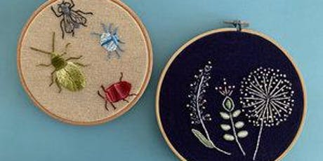 Green Art: Stitches in Time tickets