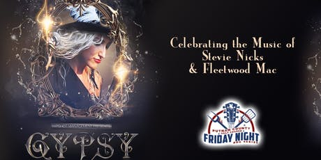 Gypsy - Celebrating the Music of Stevie Nicks & Fleetwood Mac  tickets