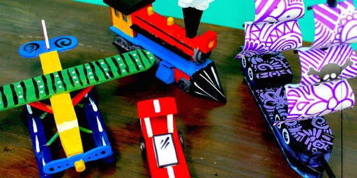 Father's Day Create & Take: Build Your Own Model Vehicle!