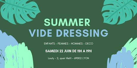 Summer Vide Dressing  billets