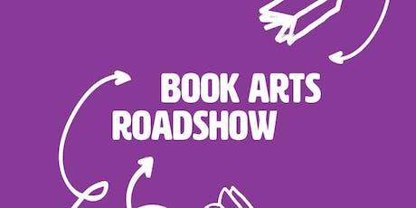 Book Arts Roadshow tickets