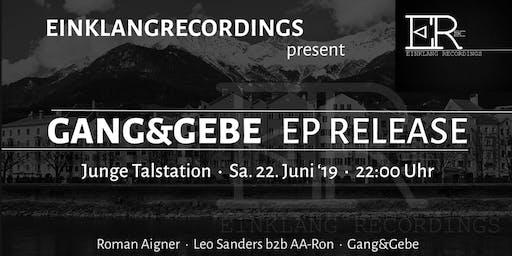Gang&Gebe - EP Release