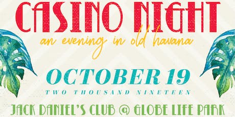 "Big Brothers Big Sisters Casino Night ""An Evening in Old Havana"" tickets"