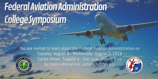 College Symposium with the Federal Aviation Administration (FAA)