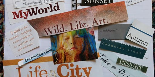 Create Your Life Vision Board Workshop