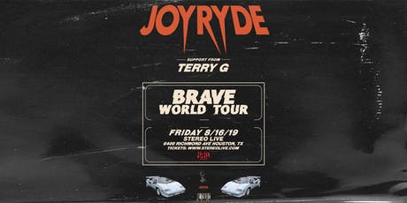 Joyryde - Houston tickets