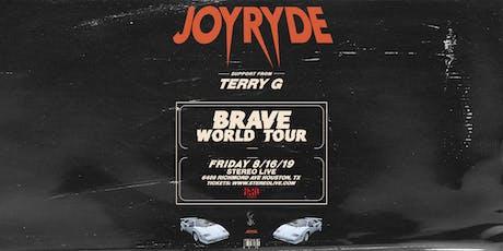 Joyryde - Houston tickets