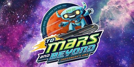 PUMC To Mars & Beyond Vacation Bible School tickets