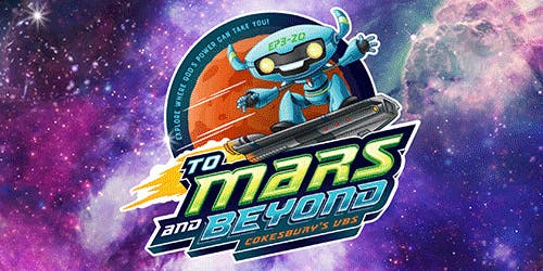 PUMC To Mars & Beyond Vacation Bible School
