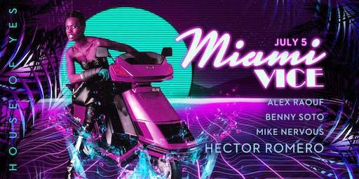 Miami Vice with Hector Romero