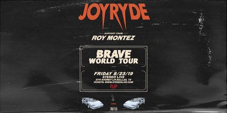 Joyryde - Dallas tickets