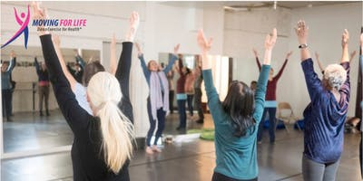 Gentle Dance Exercise for Cancer Recovery @ Gilda
