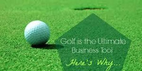3rd Annual Golf: 9 Holes and Networking tickets