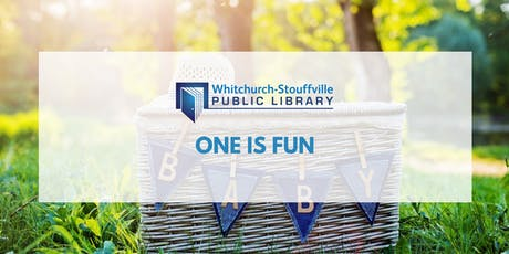 One is Fun (Ages 12-23 mos) tickets