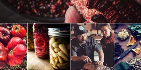 Farm To Table Dinner at Green Gate Farm with Lost Creek Farm and Hawk Knob Cidery tickets